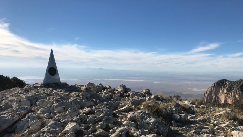 Another panorama from the summit.